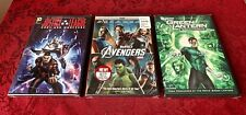 Justice League Gods And Monsters - Green Lantern - Marvels Avengers - New
