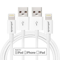 NEW MFI Certified For APPLE iPad 7th. - Lightning to USB Cable Charger 3/6/10ft