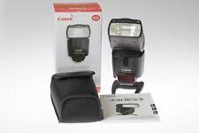 Blitz Speedlite Canon 430EX II für Canon incl. diverser Aufsätze