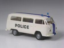 selten: Brekina VW T2 Polizei Belgien Police in OVP