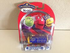 Chuggington Die-Cast BREWSTER -NEW in pkg.  Free Shipping from USA