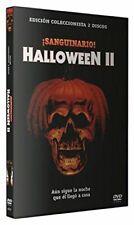 HALLOWEEN 2 - X2 DVDS...