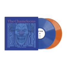 The Chameleons Why Call It Anything Coloured Gatefold Vinyl *In Stock*