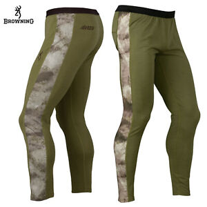 Browning Hell's Canyon Speed MHS Base Layer Pant (M)- ATACS AU