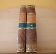Handbuch der Kirchengeschichte (Ritter, 1846/47, 2 Bände komplett)
