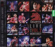 El Gigante de America Desde Monterrey Vol 2 Live En Vivo CD+DVDNew Nuevo Sealed
