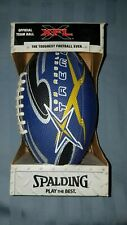 Xfl Los Angeles Xtreme - Spalding Football - New in Box