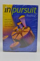 Hasbro In Pursuit Board Game Trivial Pursuit Family Adult Game