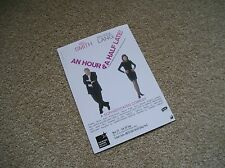 MEL SMITH - Not The 9 O'Clock News TV Comedian Lovely colour tour flyer (Mint)