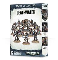 Start Collecting Deathwatch Warhammer 40K NIB Flipside