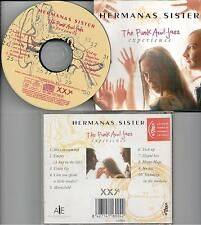 HERMANAS SISTER - The Punk Acid-Jazz experience CD, Album  1995
