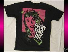 Every Time U Die Black T-Shirt