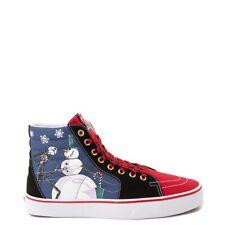 NEW Vans x The Nightmare Before Christmas Sk8 Hi Christmastown shoe sneaker mens