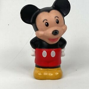 Fisher Price Little People Mickey Mouse Figure