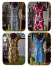 Summer/Beach Dresses for Women with Cap Sleeve Cotton