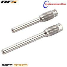 RFX HEX HEAD BRAKE PAD CALIPER PINS BOLTS YAMAHA WR250F WR426F WR450F 02-17