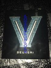 SEUNGRI V BIGBANG V.V.I.P 1st Album Silver Version CD Rare OOP New Sealed GD TOP