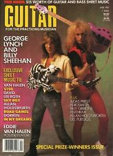 1987 April Guitar for the Practicing Musician - Vintage Magazine