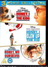 HONEY I SHRUNK THE KIDS / BLEW UP THE KIDS & HONEY, WE SHRUNK OURSELVES  3 FILM