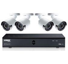 NEW Lorex 4-Channel Security 1TB HD DVR 4 x HD 1080p 4MP Cameras