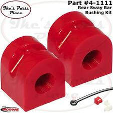 Prothane 4-1111 Rear 16mm Sway Bar Bushing Kit 95-99 Neon w/Sport Package Only