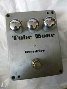 Mi Audio Tube Zone Overdrive Guitare Effector