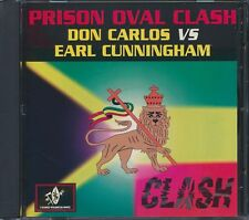CD Don Carlos - Prison Oval Clash with Earl Cunningham & Charlie Chaplin