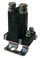 80 Amp Heavy Duty 12 Volt Weatherproof Battery Isolator Solenoid & Power Relay