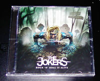 ROCK N´ROLL IS ALIVE THE JOKERS  CD SCHNELLER VERSAND NEU & OVP