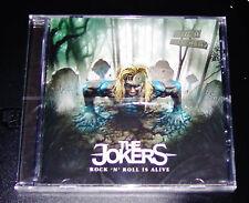 ROCK N´ROLL IS ALIVE THE JOKERS CD ENVÍO RÁPIDO NUEVO Y EMB. ORIG.