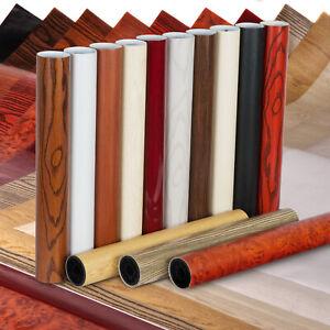 WOOD VINYL WRAP EFFECT - Woodgrain Natural Worktop - Designs - Film Auto