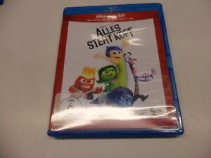 Blu-Ray    Alles steht Kopf [Blu-ray 3D + Blu-ray]
