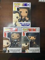 funko pop lot WWE Andre The Giant Kevin Owens & Bray Wyatt All New In Box