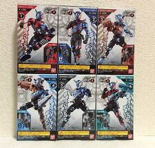 KAMEN RIDER BUILD, SO-DO BUILD 1 complete set of 6, Bandai shipping from Japan