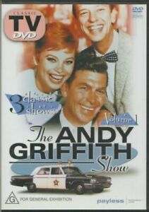 The Andy Griffith Show VOLUME 1 -DVD Comedy Series Rare Aus Stock New