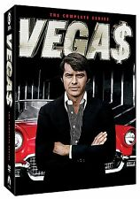Vega$ (Vegas): Complete 1970s Robert Urich TV Series Seasons 1 2 3 Boxed DVD Set