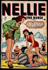 1946 Timely Nellie The Nurse #16 VG
