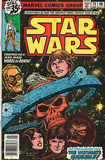 Star Wars #19 - The Star-Warriors Face The Ultimate Gamble - 1978 (High Grade)