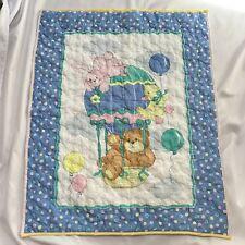 Handmade Vintage MotherGoose Quilt