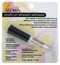 (2 Pack) ANDREA BRUSH-ON STRIPLASH ADHESIVE 0.17 Ounce