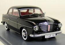 NEO 1/43 Scale - 44360 Goliath GP 700 1955 Black Resin Model Car