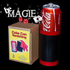 Disparition d'un canette de coca - Coke can vanishing - Tour de Magie