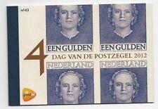 Prestigeboekje nummer 43 Dag van de postzegel 2012