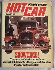 Hot Car magazine May 1979
