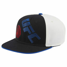 Reebok UFC Ultimate Fan Flat Brim Men Combat Snapback Hat New