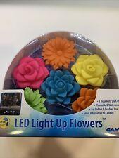 New listing game Led light up flowers