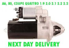 AUDI A6, 80, COUPE QUATTRO 1.9 2.0 2.1 2.2 2.3 1980 to 1997 RMFD STARTER MOTOR