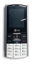 Lg Kp170 Gsm Unlocked European Asian Countries Dual Band Basic Bar Cell Phone.