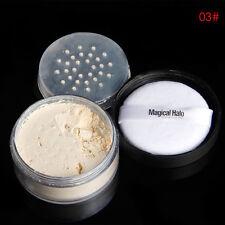 Beauty Makeup Face Loose Finishing Powder Translucent Smooth Setting Foundation