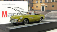 Scale model car 1:43 MGB, The Man With The Golden Gun